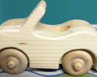 Peg People Car