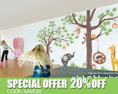 Playroom Wall Decals, Make Own Playroom,  Our ORIGINAL PLAYROOM Nursery Kids Wall Vinyl Decal - All Kids love this