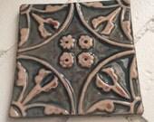 Dark Green Ceramic Tile