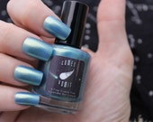 Oceans of Enceludus nail polish by Comet Vomit