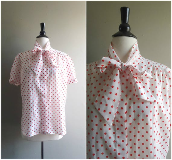 Black and white polka dot dresses, white polka dot dresses, navy polka dot dresses, red and white or red and black polka dot dresses in big and small dots! .