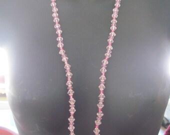 Hand Made Eye Glass Mixed Media STATEMENT Holder...Pink & Purple ACRYLIC/GLASS ...#469h.....ooak....Original Design....
