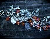 Christian Theme Bag Charm, Purse Charm, Purse Jewelry, Bag Clip, Zipper Pull, Keychain, Religious, Jesus, Church, God, Angels, Commandments