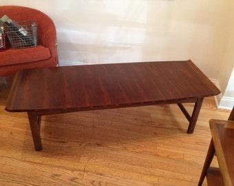 Mid Century Lane Coffee Table