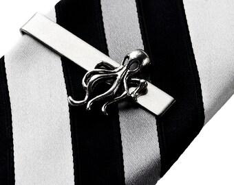 Squid Tie Clip