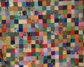 Patchwork King Quilt, King Bed Quilt, Handmade King Quilt, Custom King Quilt, Quilt, Quilts, Ready to Ship