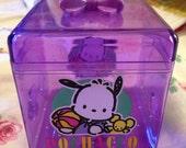 Vintage Sanrio Pochacco Trinket Box