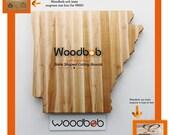 Arkansas personalized cutting board cutting boards wood best cutting board wooden cutting board cutting board personalized engraved gifts