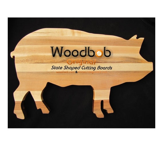Pig personalized cutting board cutting boards wood best cutting board wooden cutting board cutting board personalized engraved gifts