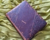Antique Victorian Photo Album  49 pics