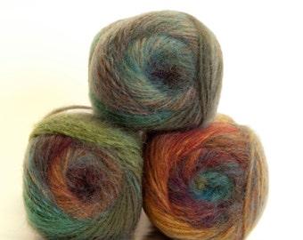 Amazing Wool and Acrylic Yarn from Lion Brand Arcadia