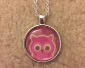 Owl Hello Necklace