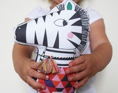 Zebra Softie, plush, soft toy