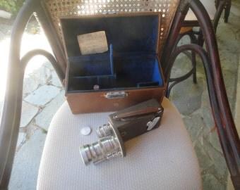 Bell & Howell Filmo Auto Master 16mm 6 lenses