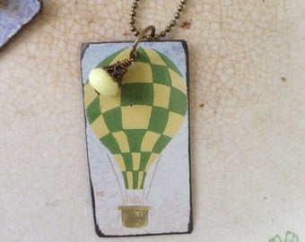 """Tin Jewelry Necklace """"Drift Away"""" #1 Tin for the Ten Year Tenth Wedding Anniversary"""