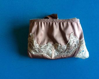 CHANTELLE - Women's Panties - Brazilian Cut + Low Rise - Ancient Pink - S