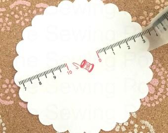 Washi Tape: Tape Measure
