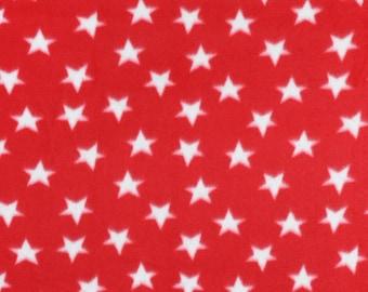 Patriotic nursery etsy for Moon and stars fleece fabric