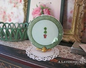 Gardina Dollhouse Plate