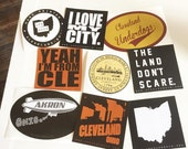 Sticker 5 Pack: APE MADE Stickers (Mix and Match)