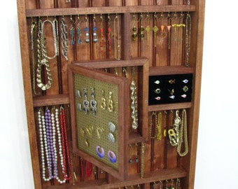 Post earring door Jewelry Display
