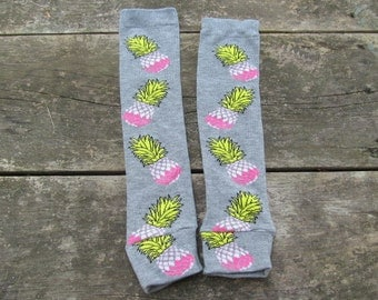 Pineapple Leg/Arm Warmers