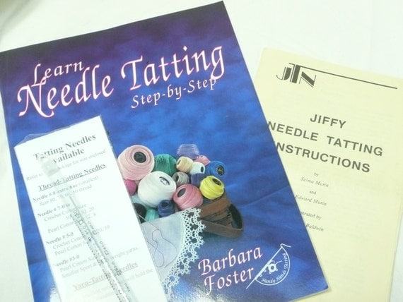 Learn Needle Tatting Step By Step | JOANN