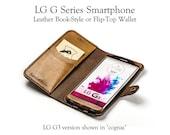 LG G3 / LG G2 Leather Wal...
