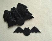 20 Piece Die Cut Felt, Medium Bats