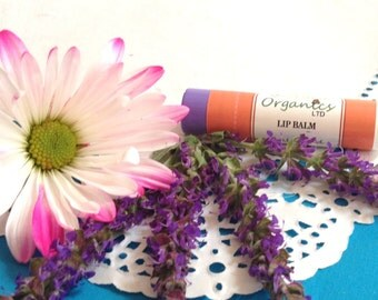 3 Pack Lavendar Hemp Lip Balm by Ostara Organics Ltd