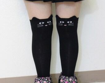 Thigh High Animal Socks