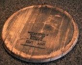 Bourbon Whiskey Barrel Heads (Tops, Bottoms, Lids)