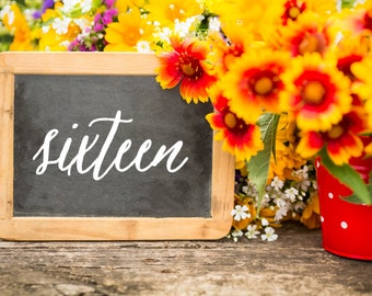 Wedding Table Number Decal, Custom Table Number, Wedding Reception Decor, Rustic Wedding Table Number, Vintage Wedding
