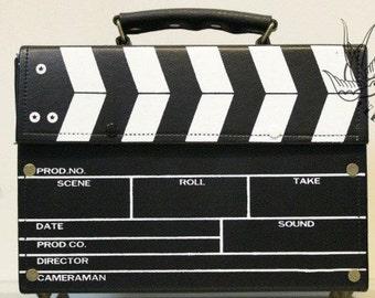 Hand made  slade movies retro doctor bag