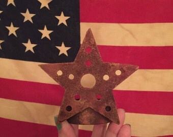 Star Votive Holder
