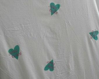 Personalized Crib Toddler Sheet Bedding