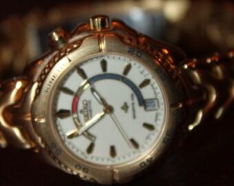 Vintage KINETIC Seiko Watch