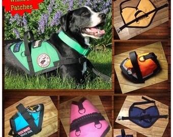 S&R Style Dog Vest