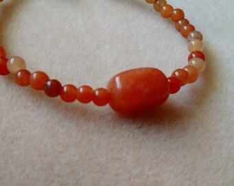 Red Aventurine Bracelet