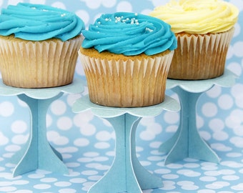 Cupcake Pedestal Stands