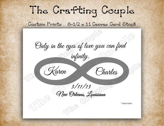 Wedding Gift, Anniversary Gift, Wedding Print, Couples Print ...
