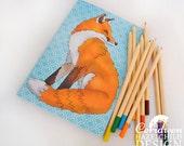Red Fox Notebook