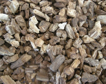 Burdock Root, Herbal Remedies, Medical Herb, Dried Root