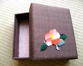 Box,100%Silk Kimono fabric and Osie ,#3