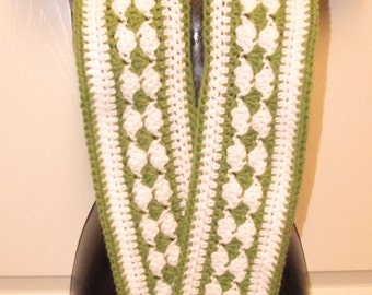 Celtic Inspired Scarf