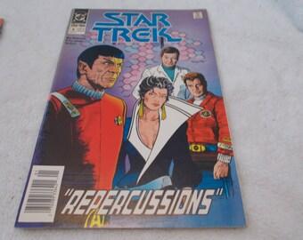Vintage Comic book=STAR TREK No 4 -Jan 1990