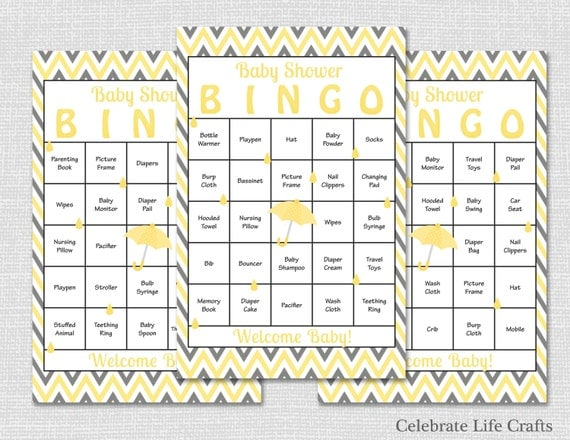 It is a picture of Dynamic Free Printable Baby Shower Bingo Cards for 30 People