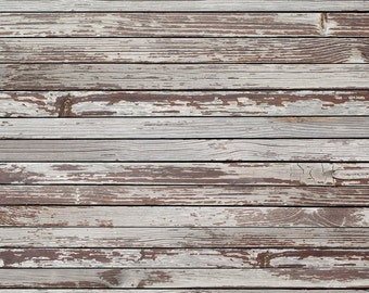 Wagon Wood - Vinyl Photography  Backdrop Photo Prop