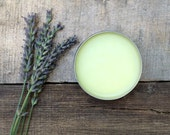 Hand + Body Balm - Lavender Lemon or Eucalyptus Mint moisturizer, hand balm