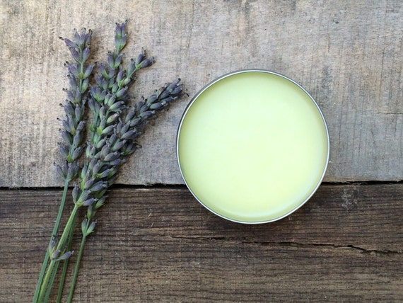 Calendula Lavender Balm -  All natural, herbal salve, baby balm